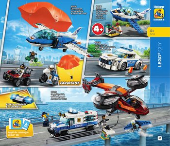 Catalogue LEGO Second Semestre Juin À Décembre 2019 page 33