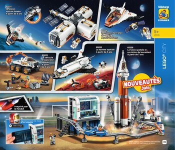 Catalogue LEGO Second Semestre Juin À Décembre 2019 page 35