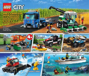 Catalogue LEGO Second Semestre Juin À Décembre 2019 page 36