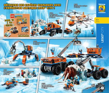 Catalogue LEGO Second Semestre Juin À Décembre 2019 page 37