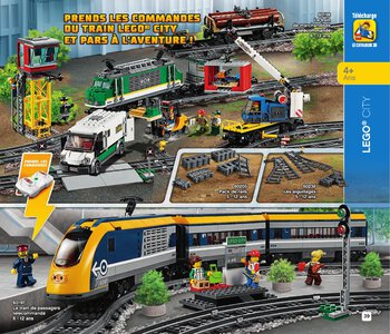 Catalogue LEGO Second Semestre Juin À Décembre 2019 page 39
