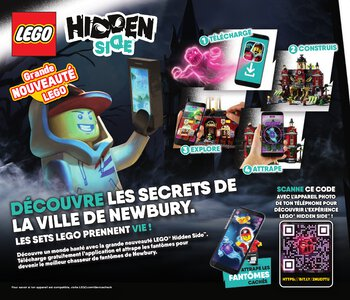 Catalogue LEGO Second Semestre Juin À Décembre 2019 page 40