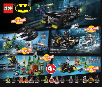 Catalogue LEGO Second Semestre Juin À Décembre 2019 page 46