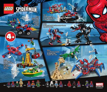 Catalogue LEGO Second Semestre Juin À Décembre 2019 page 48
