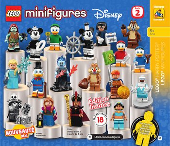 Catalogue LEGO Second Semestre Juin À Décembre 2019 page 55