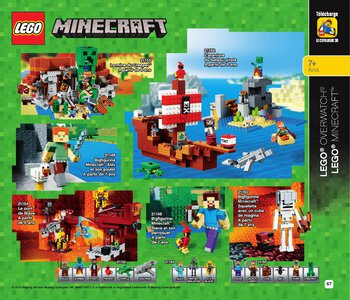 Catalogue LEGO Second Semestre Juin À Décembre 2019 page 67