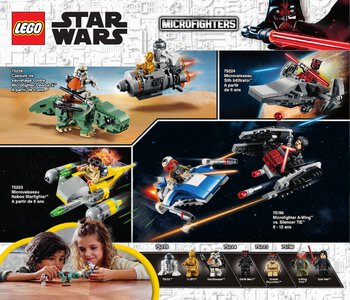 Catalogue LEGO Second Semestre Juin À Décembre 2019 page 72