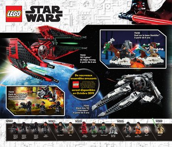 Catalogue LEGO Second Semestre Juin À Décembre 2019 page 74