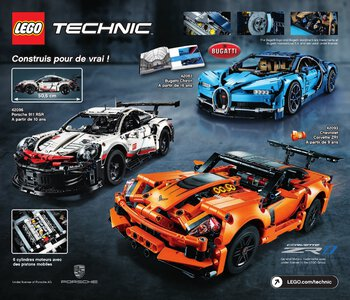 Catalogue LEGO Second Semestre Juin À Décembre 2019 page 78