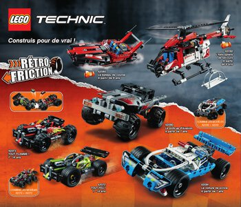 Catalogue LEGO Second Semestre Juin À Décembre 2019 page 80