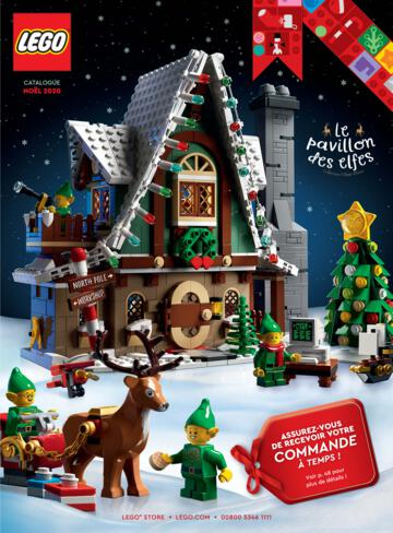 Catalogue LEGO Noël 2020