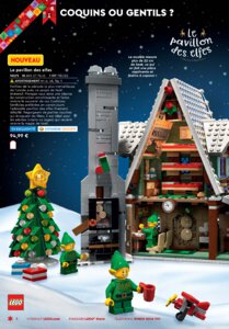 Catalogue LEGO Noël 2020 page 2