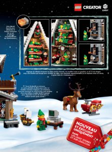 Catalogue LEGO Noël 2020 page 3