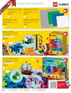 Catalogue LEGO Noël 2020 page 10