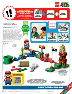 Catalogue LEGO Noël 2020 page 25