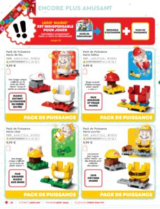Catalogue LEGO Noël 2020 page 28