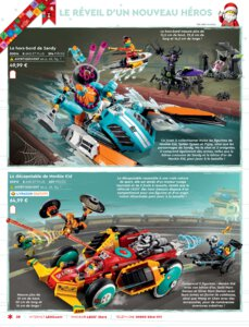 Catalogue LEGO Noël 2020 page 30