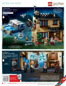 Catalogue LEGO Noël 2020 page 35