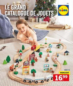 Catalogue Lidl Belgique Noël 2020 page 1