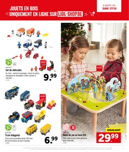 Catalogue Lidl Belgique Noël 2020 page 7