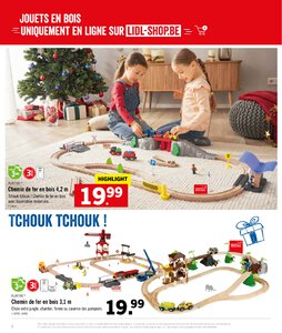 Catalogue Lidl Belgique Noël 2020 page 8