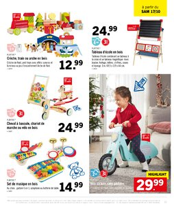 Catalogue Lidl Belgique Noël 2020 page 11