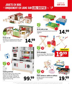 Catalogue Lidl Belgique Noël 2020 page 15