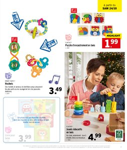 Catalogue Lidl Belgique Noël 2020 page 17
