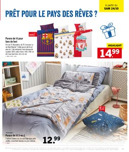 Catalogue Lidl Belgique Noël 2020 page 19