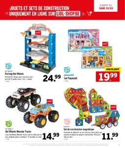 Catalogue Lidl Belgique Noël 2020 page 29