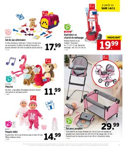 Catalogue Lidl Belgique Noël 2020 page 33