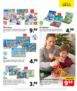 Catalogue Lidl Belgique Noël 2020 page 37