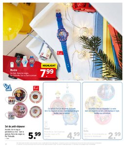 Catalogue Lidl Belgique Noël 2020 page 38