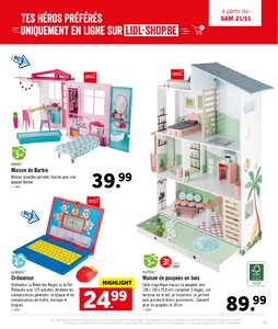 Catalogue Lidl Belgique Noël 2020 page 43