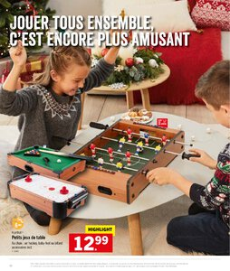 Catalogue Lidl Belgique Noël 2020 page 46
