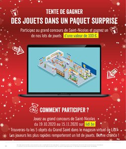 Catalogue Lidl Belgique Noël 2020 page 48