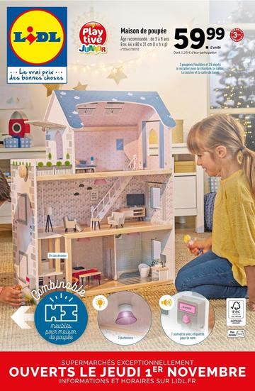 Catalogue Lidl Noël 2018
