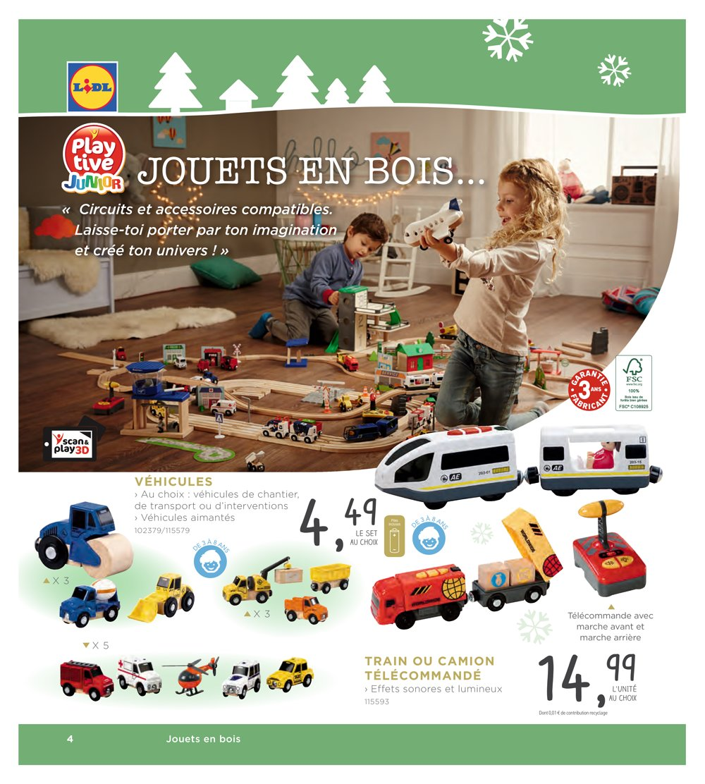 catalogue lidl no l 2015 catalogue de jouets. Black Bedroom Furniture Sets. Home Design Ideas