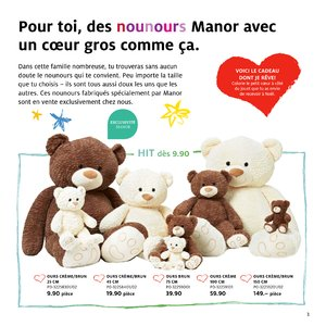 Catalogue Manor Suisse Noël 2017 page 5
