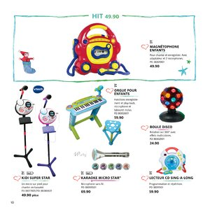 Catalogue Manor Suisse Noël 2017 page 12