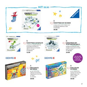 Catalogue Manor Suisse Noël 2017 page 29