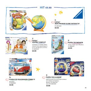 Catalogue Manor Suisse Noël 2017 page 31