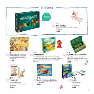 Catalogue Manor Suisse Noël 2017 page 35