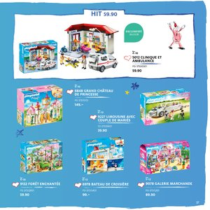 Catalogue Manor Suisse Noël 2017 page 39