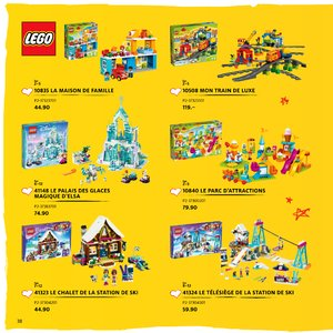 Catalogue Manor Suisse Noël 2017 page 40