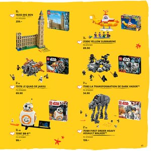 Catalogue Manor Suisse Noël 2017 page 43