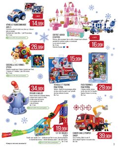 Catalogue Supermarché Match Noël 2017 page 3