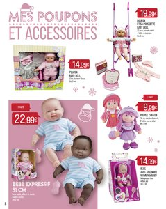 Catalogue Supermarché Match Noël 2017 page 6