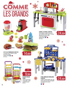 Catalogue Supermarché Match Noël 2017 page 10