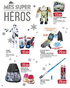 Catalogue Supermarché Match Noël 2017 page 16
